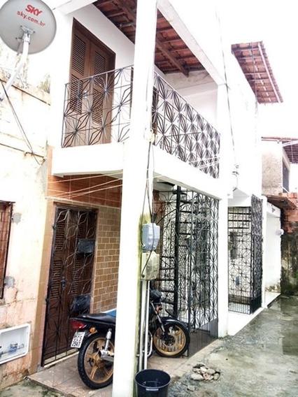 Casa No Henrique Jorge - Sala, 1 Quarto, Cozinha E Banheiro