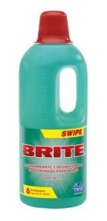 Limpiador De Baños Swipe Brite 1l