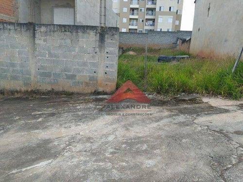 Terreno À Venda, 137 M² Por R$ 185.500,00 - Loteamento Residencial Vista Linda - São José Dos Campos/sp - Te0685