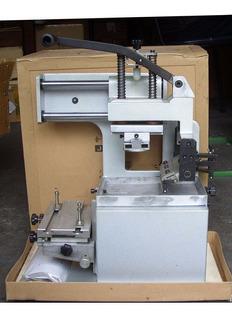 Máquina Manual De Tampografía, Tazas, Vidrio, Publicidad