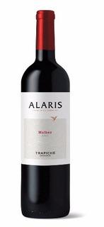 Vino Trapiche Alaris Malbec 750 Cc (pack 6 Unidades)