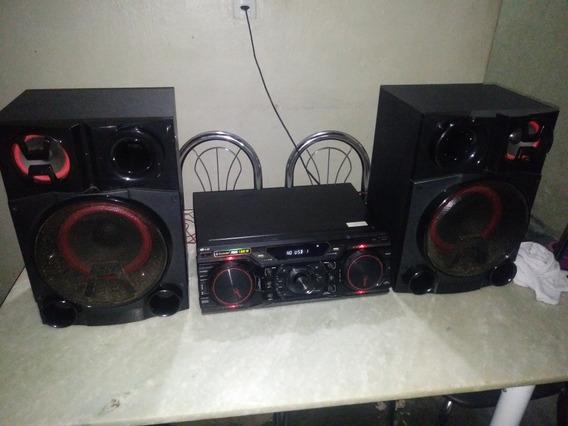 8360micro System LG Cm (frete Gratis!)