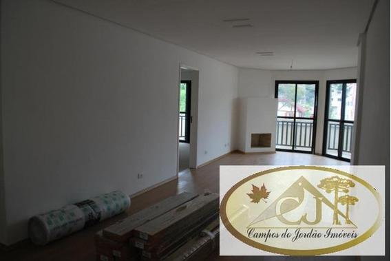 Apartamento Para Venda Em Campos Do Jordão, Capivari, 2 Dormitórios, 1 Suíte, 1 Vaga - 35