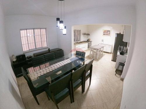 Imagem 1 de 28 de Sobrado Com 4 Dormitórios À Venda, 282 M² Por R$ 745.000,00 - Vila Santa Maria - Guarulhos/sp - So0049