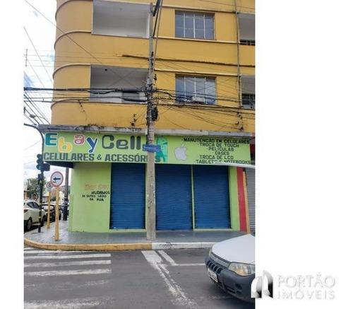 Loja/ponto Comercial Para Locação - Centro, Bauru-sp - 4398