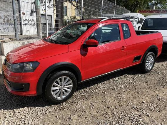 Volkswagen Saveiro 1.6 Trendline Doble Cabina Mt 2016