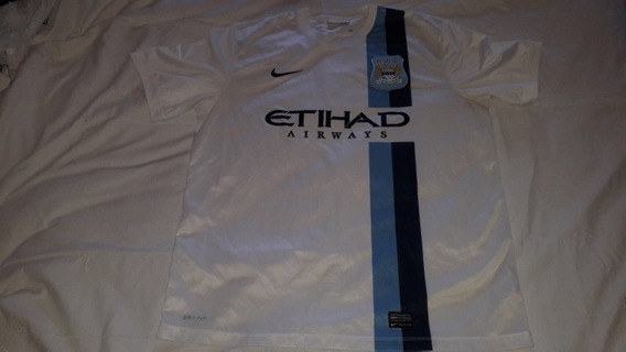 Camiseta Alternativa C A. Manchester City Nike 2015