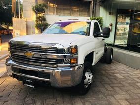 Chevrolet Silverado 3500 2018
