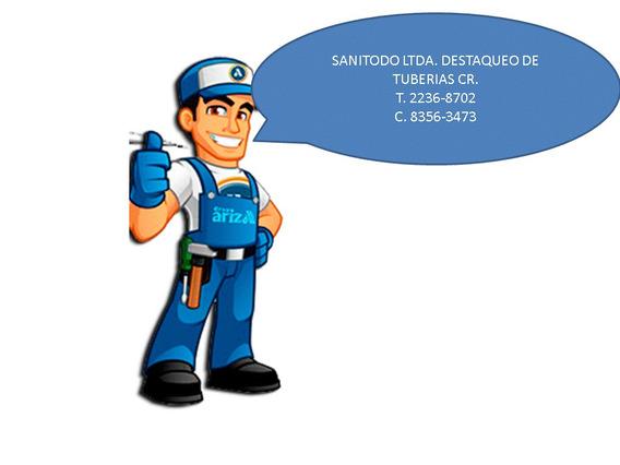 A +destaqueo De Tuberías Limpieza De Tanques 8393-0127 Minor