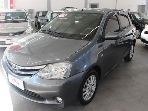 Toyota Etios Xls-mt 1.5 16v Flex, Ity1810