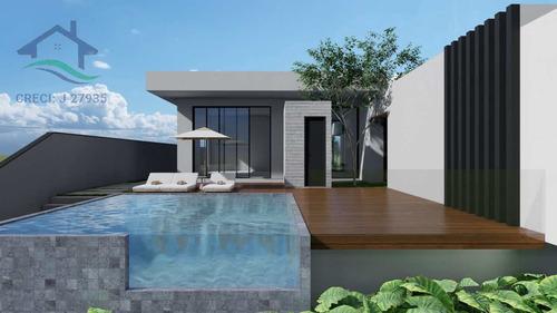 Imagem 1 de 9 de Casa De Condomínio Com 4 Dorms, Condomínio Residencial Shamballa Iii, Atibaia - R$ 1.78 Mi, Cod: 2913 - V2913
