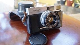 Câmera Máquina Fotográfica Canon