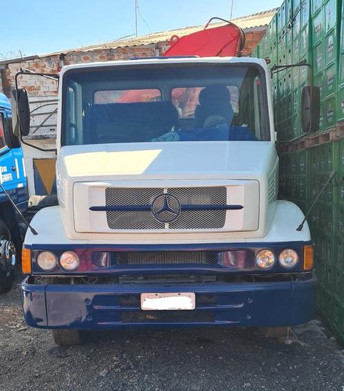 Mercedes Benz 1318 Munck
