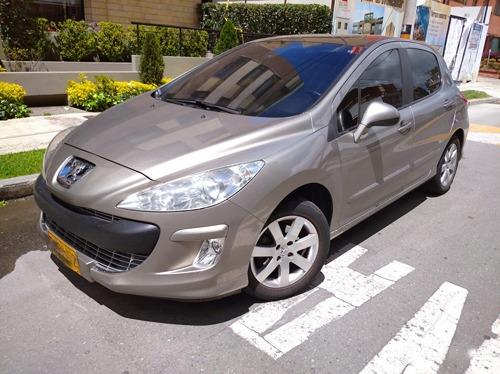 Peugeot 308 Premium 2.0 34.800 Km 2010