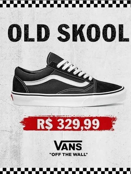 Vans Old Skool Do 34 Ao 42