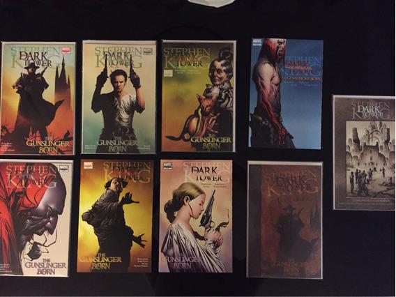 Stephen Kings The Dark Tower: The Gunslinger Born Vol. 1-7
