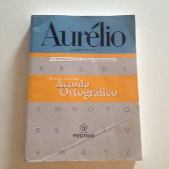 Livro Aurélio Ed. Esp. Dicionário Da Língua Portuguesa C2