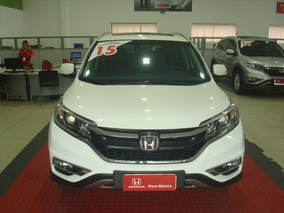 Honda Crv Cr-v Exl At 4x4 2.0 Flex