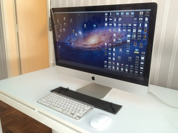 I Mac 27 Intel Core I3 3,2 Ghz Cache De L3 4 Mb 4 Gb