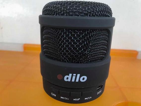 Corneta Bluetooth Dilo Msd Radio Fm