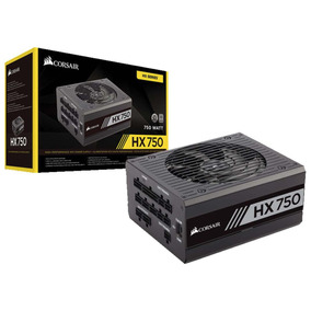 Fonte Atx 750w Hx750 80plus Platinum - Cp-9020137-ww