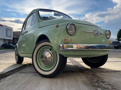 Imagen 1 de 10 de Fiat 500l 1970