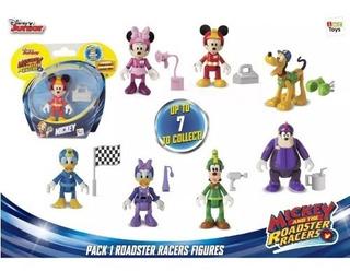Figura En Blister Con Accesorio - Surtido Mickey, Minnie