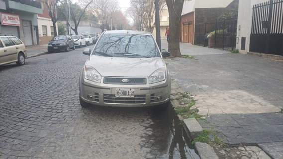 Ford Fiesta Edge Plus 1.6 4p Nafta 2008