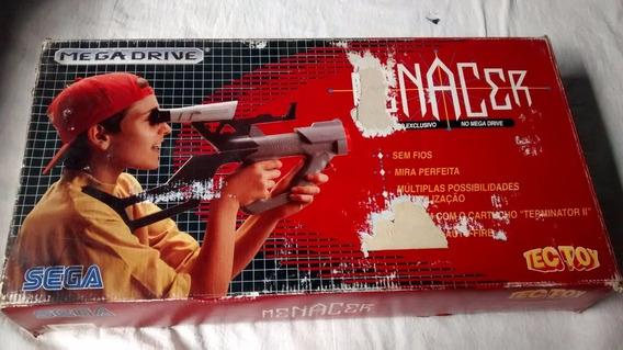 Menacer Bazooka Pistola Bazuca Mega Drive Mega Drive