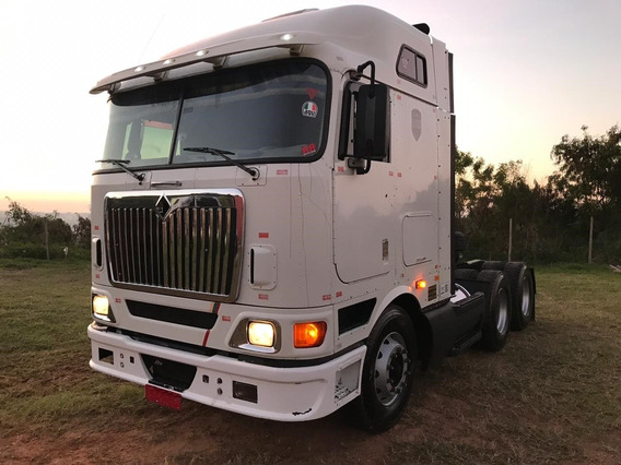 International 9800i - 6x4 - 2012 - Primeiro Caminhão
