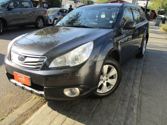Subaru All New Outback Limited Techo 4x4 Aut 2.5 2013