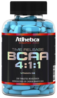 Bcaa Time Release 4:1:1 - 200tabs