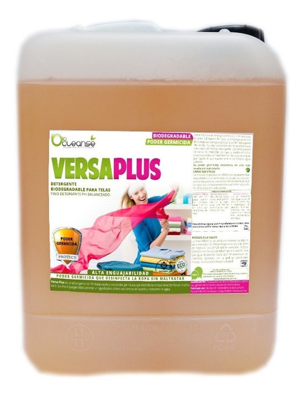Desinfectante De Ropa Detergente Ecológico Envío Gratis 20 L