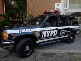 Ford Explorer Xlt Automatica Vtr Nypd