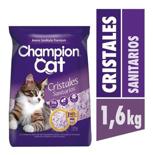 Champion Cat Cristales Sanitarios 1,6kg