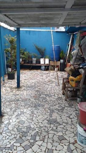 Imagem 1 de 21 de Casa Com 2 Dormitórios À Venda, 57 M² Por R$ 330.000,00 - Jardim Utinga - Santo André/sp - Ca3010