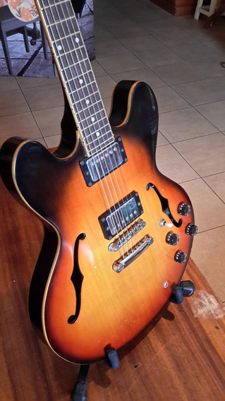 Guitarra Electrica EpiPhone Es335 Microfonos Gibson Trumps