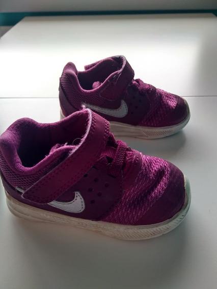 Zapatillas Nike Para Nena 19.5 Eur 4c Us 10cm