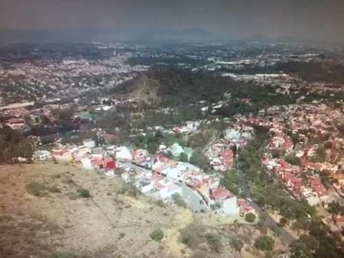 Gran Oportunidad Terreno-vta Pedregal D Echegaray-naucalpan