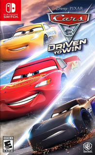 Cars 3 Driven To Win - Nintendo Switch (físico) Id