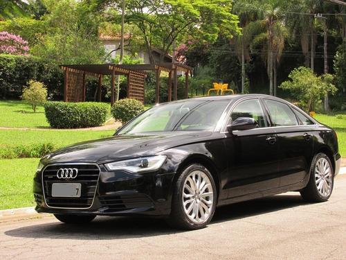 Audi A6 3.0 Tfsi Quattro V6 Gasolina 4p S-tronic 2012