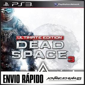Dead Space 3 Ultimate Edition + Todas As Dlcs Midia Digital