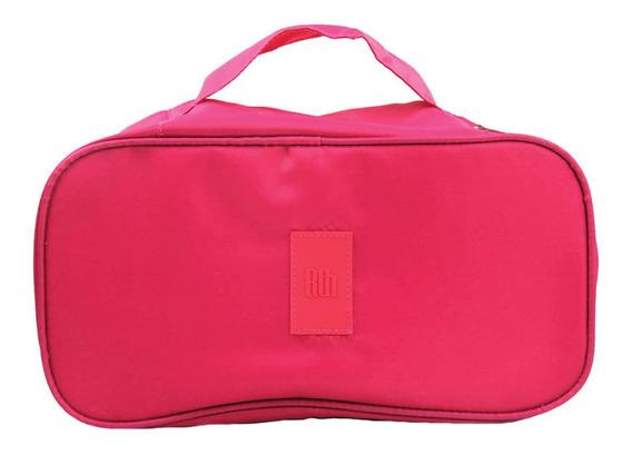 Organizador De Viaje Neceser Rosenthal Porta Cosmeticos Cuot