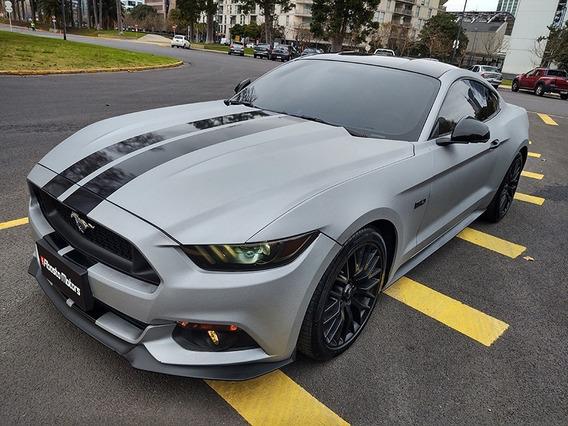 Ford Mustang Gt 5,0 2018 Excelente Estado Unico