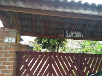 Chácara Com 3 Dormitórios À Venda, 5600 M² Por R$ 500.000 - Buquirinha - São José Dos Campos/sp - Ch0078