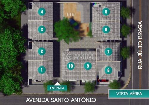 Casa Com 3 Dormitórios À Venda, 94 M² Por R$ 580.000,00 - Itaipu - Niterói/rj - Ca0546