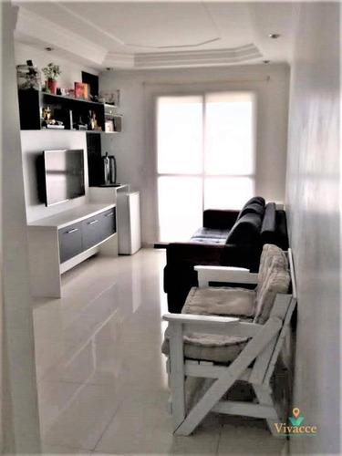 Imagem 1 de 30 de Apartamento À Venda, 55 M² Por R$ 450.000,00 - Vila Carrão - São Paulo/sp - Ap0028