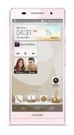 Huawei Ascend P6 Desbloqueado Smartphone (1280 * 720) 1.5ghz