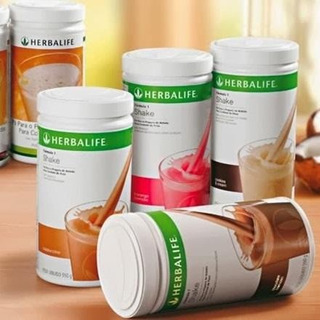 2(duas Unidades)shakes Herbalife, Sabor A Combinar.