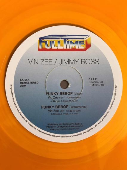 Vin Zee / Jimmy Ross - Funky Bebop
